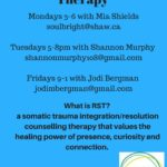 Relational Somatic Therapy